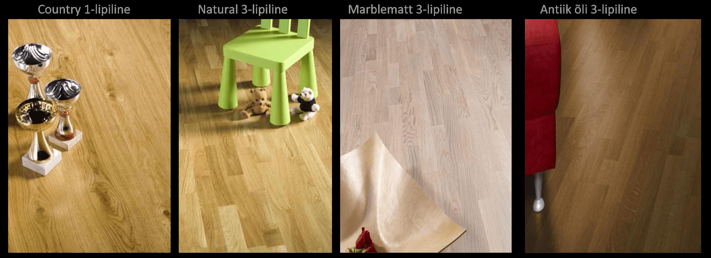 põrandad